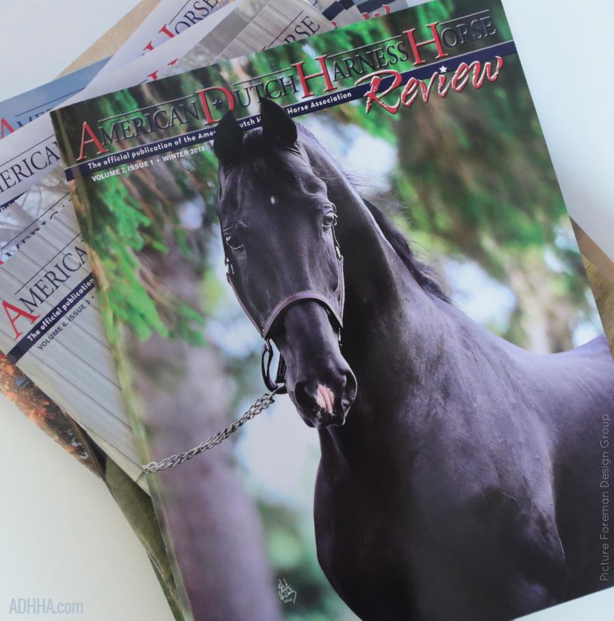 ADHHA-Magazines