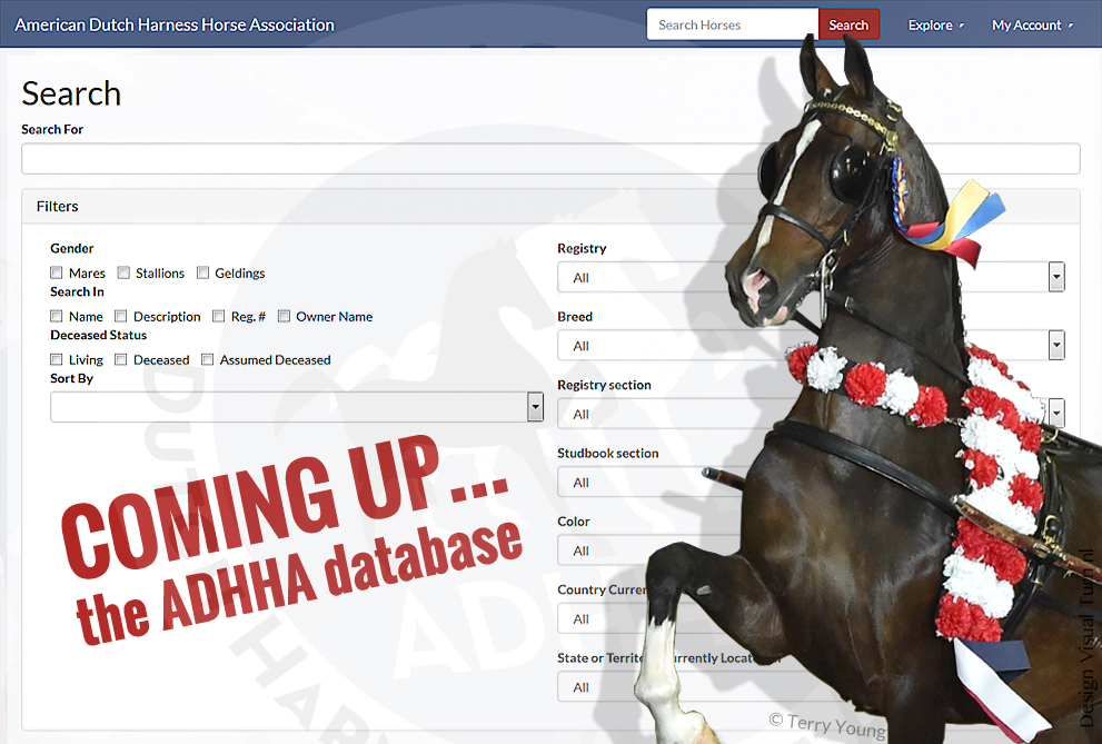 ADHHA database coming up soon