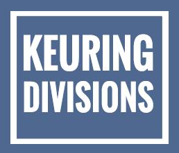 ADHHA keuring divisions