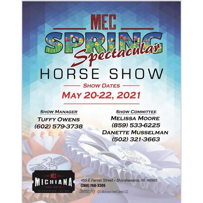 Spring Spectacular Horse Show
