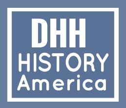 DHH history USA